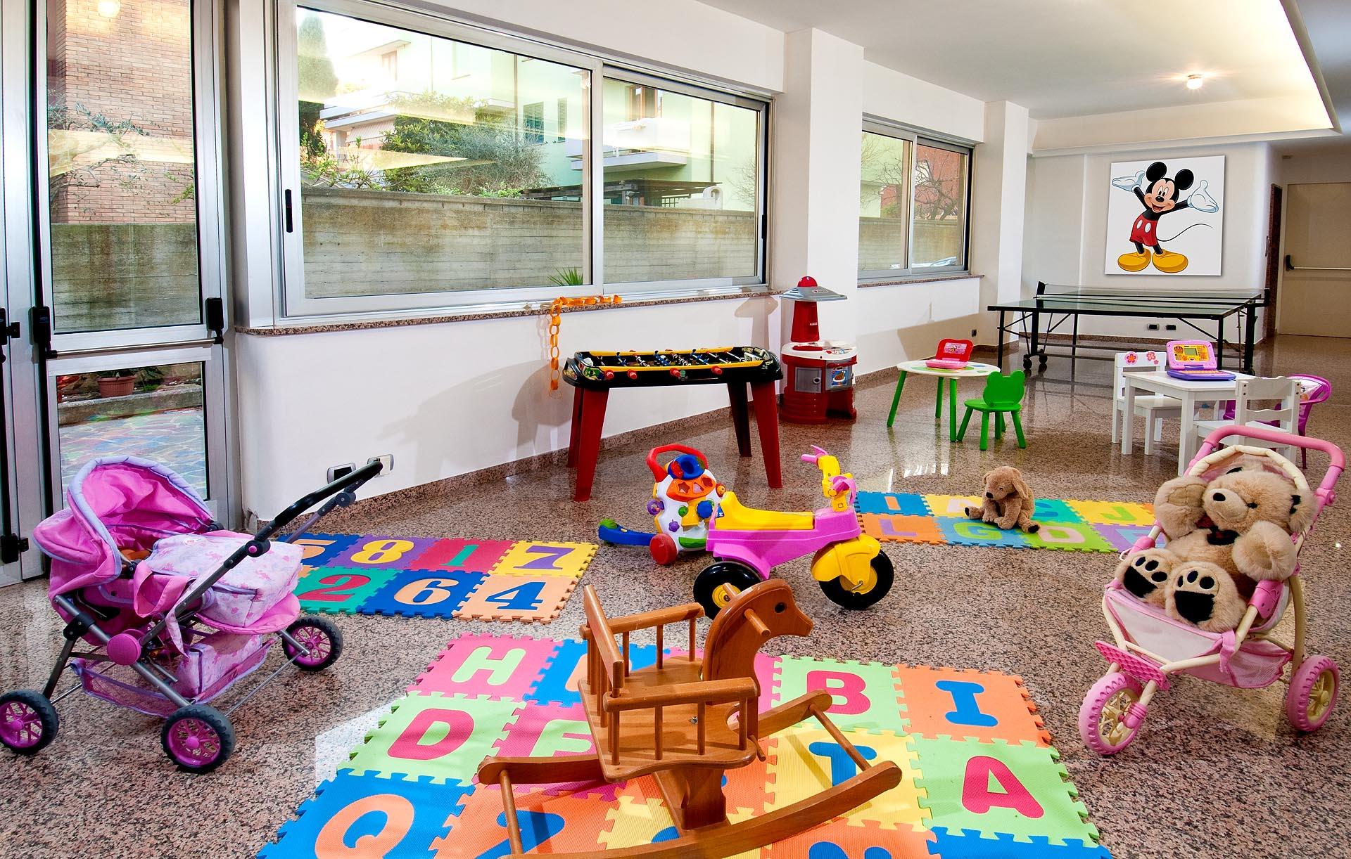 Sala Giochi Per Bambini : Hotel le querce senigallia sala giochi bambini senigallia.it