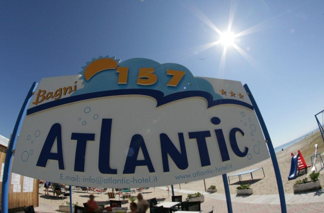 Bagni 157 – Hotel Atlantic