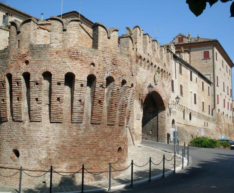 Senigallia, tra rocche e castelli