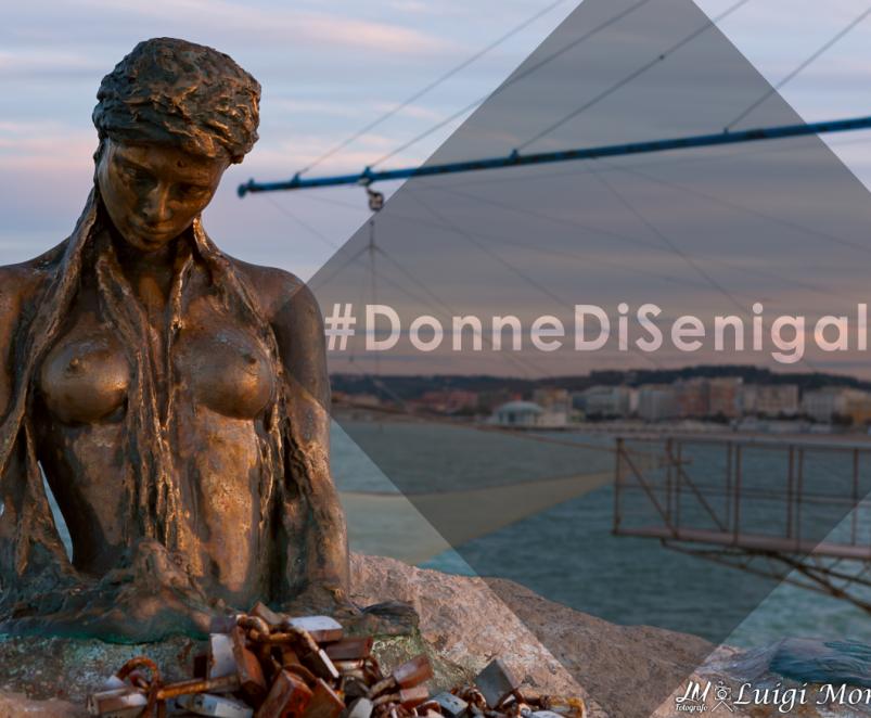 4 sculture di donna che puoi visitare a Senigallia