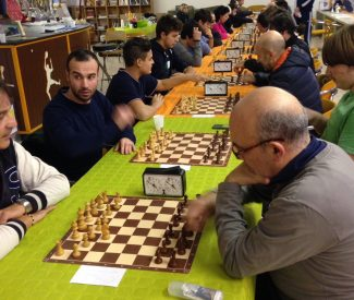 XXV edizione del biathlon scacchi-pingpong