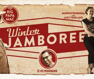 Winter Jamboree – Djs Big Papa Mac & Ol'Woogies