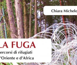 """Chiara Michelon presenta il suo ultimo libro """"La fuga"""""""
