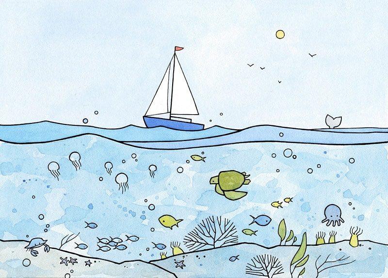 In fondo al mar for Pomodoro senigallia