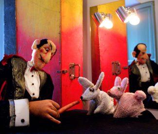 19^ Festival dei Burattini Marionette e Teatro di Figura Ambarabà