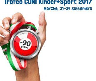 A settembre il Trofeo Coni 2017 Marche