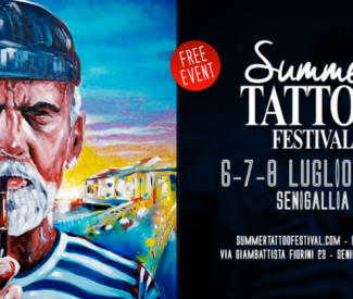 Summer Festival Tattoo
