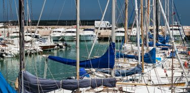 Raggiungi Senigallia in barca