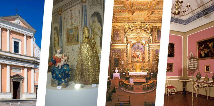 Due passi in centro a Senigallia tra Chiese e arte sacra