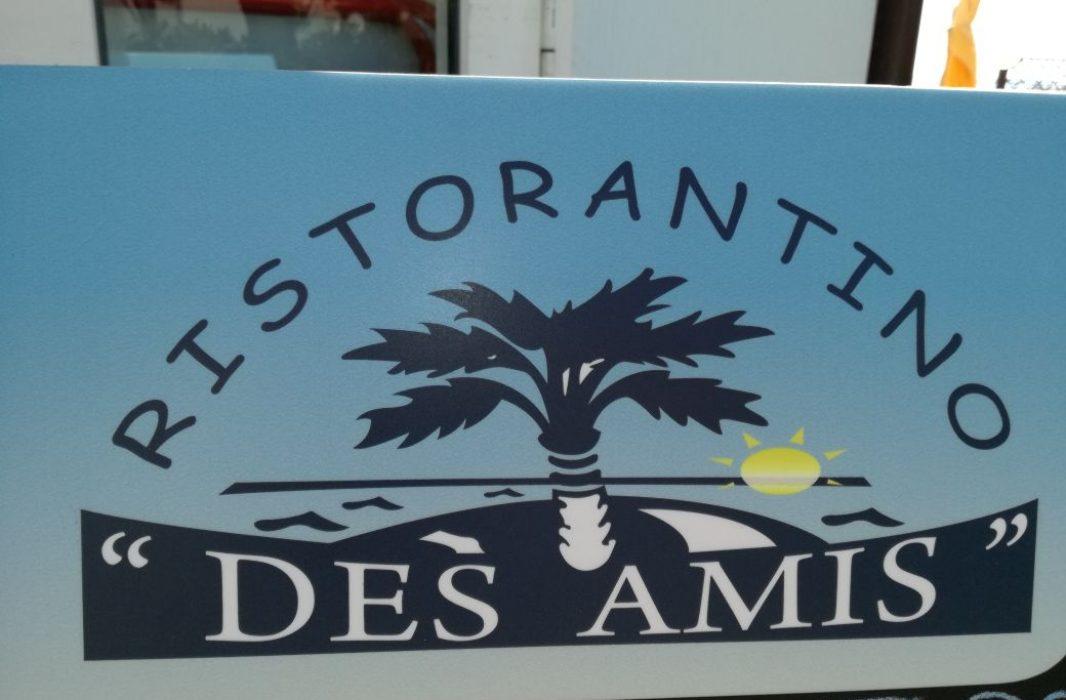 Ristorantino Des Amis